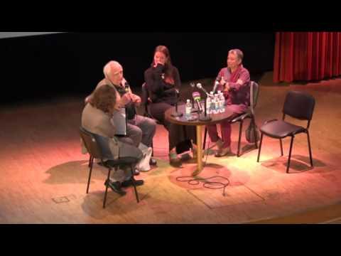 Беседа с писателями о старости