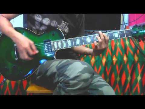 Eye kerana keangkuhan gitar cover