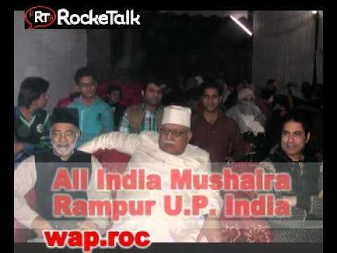 Munawwar rana kolkata Rampur Mushaira