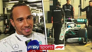 "EXCLUSIVE! Lewis Hamilton says he's ""ready to attack"" in 2019 F1 season!"