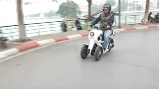 FB.com/LuxuryEbikes ► Doohan iTank Xe điện 3 bánh giá 49 triệu đồng tại Hà Nội