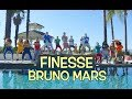 FINESSE (Remix) - Bruno Mars ft. Cardi B - Alexander Chung Choreography Mp3