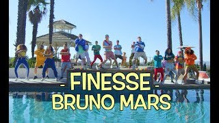 Download Lagu FINESSE (Remix) - Bruno Mars ft. Cardi B - Alexander Chung Choreography Gratis STAFABAND