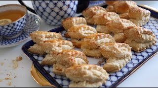 How To Bake Armenian Gata Puff Pastry Recipe by Heghineh