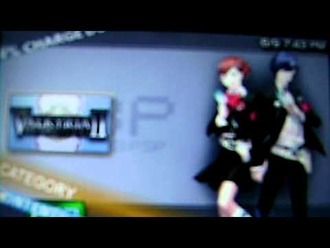 Persona 3 Theme For Psp Theme Persona 3 Portable