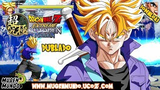 Trunks Do Futuro Ssj Dublado By Knightmare Amp Mugenbr Download
