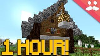 The 1 HOUR Piston House!