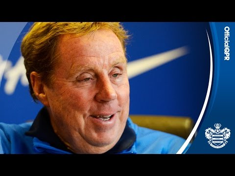 PRE-EVERTON PRESS CONFERENCE | HARRY REDKNAPP'S PREVIEW