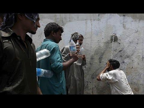Hundreds die in Pakistan heatwave