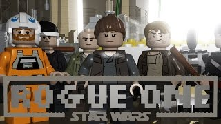 LEGO Rogue One: A Star Wars Story Trailer | TwinToo Bricks