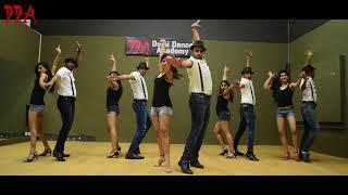 Gloria Estefan Conga Salsa Dance Choreography