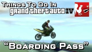 Things to do in_ GTA IV - Boarding Pass