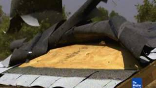 Weather Proof: Roofing Material Withstands High Winds