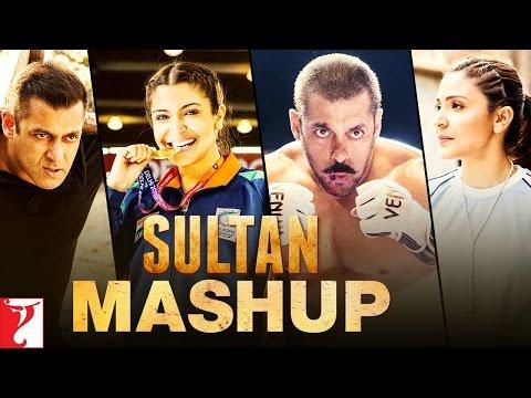 Mashup: Sultan | Vishal And Shekhar | Salman Khan | Anushka Sharma