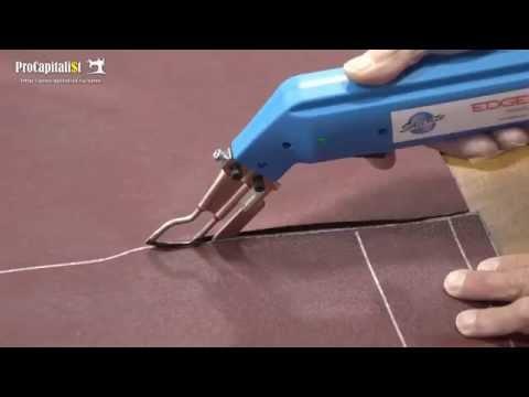 Ручной термонож для резки лент синтетических с оплавлением