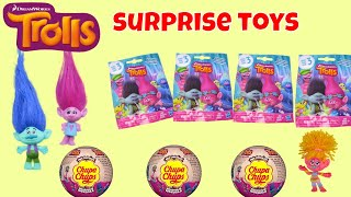 Dreamworks Trolls Surprise Toys Blind Bags Opening Series 3 Chupa Chups Chocolate