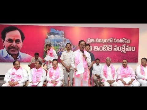 TRS LIVE || NRI TRS supporters  Press Meet || Telangana Exit Polls 2018 - TV9 Telugu