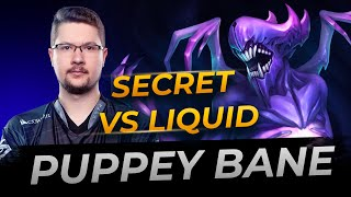 Puppey plays Bane Hard Support | Full Gameplay Dota 2 Replay