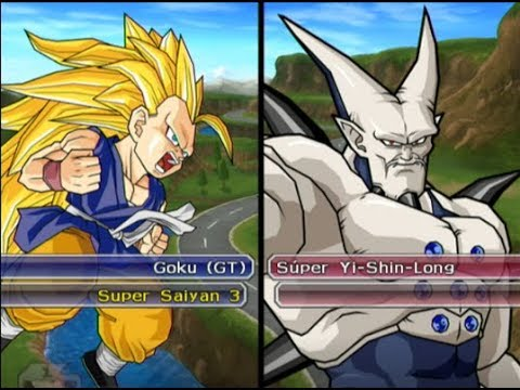 DBZ BT3 - Gameplay del suscriptor : Goku GT Super Saiyajin 3 VS Omega Shenron & Gogeta SSJ4