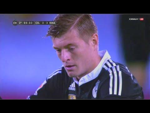 Toni Kroos vs Celta de Vigo (A) 14-15 720p HD
