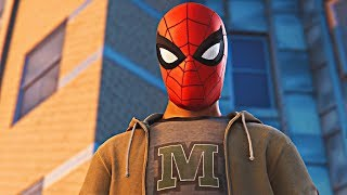 Spider-Man Silver Lining DLC - Miles Morales Becomes Spiderman // All Scenes