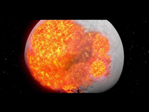 The Moon - NASA | Evolution of the Moon