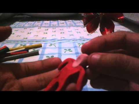 Como hacer un muñeco de plastilina facil