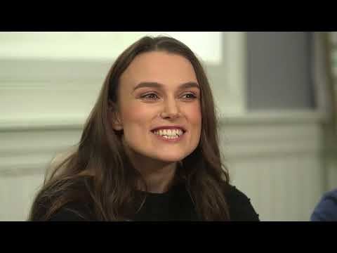Keira Knightley: 'For Too Long, Women's Voices Have Been Silenced'