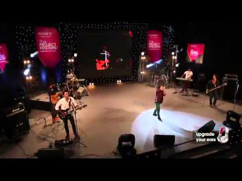 Teri Deewani By Kailash Kher Live At Sony Project Resound Concert video