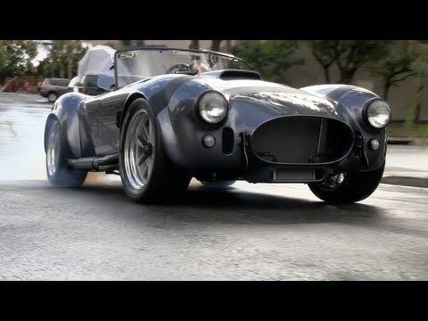 Classics Revealed: The Shelby Cobra