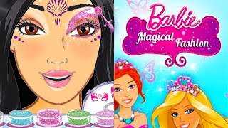 Busana Ajaib barbie - Game Anak Perempuan Dandan #GAMEANAKKECIL