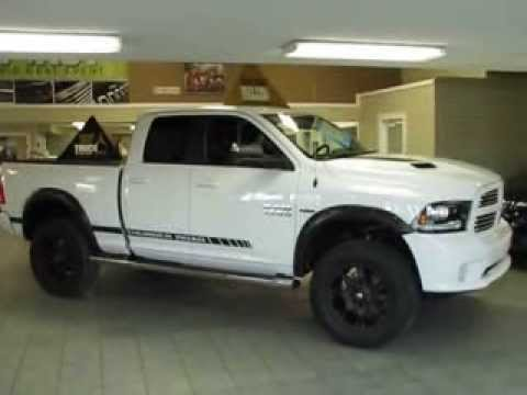Dodge Ram 1500 2014 Sport Lifted 2014 Lifted Ram 1500 Sport at
