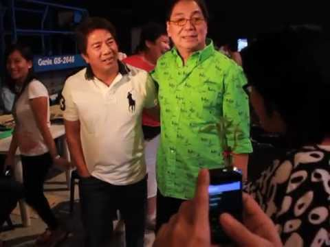 Willie Revillame surprises Joey de Leon in StarTalk (October 13, 2012)