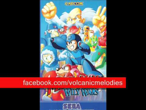 Megaman 2 - Wily Stage Metal