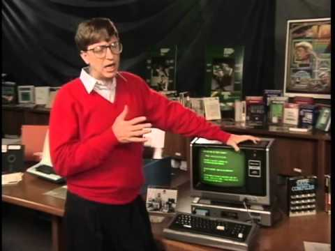 History of Microsoft -- 1982