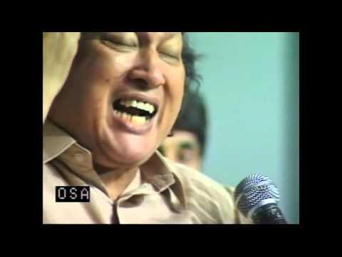 Download Lagu  Ye Jo Halka Halka Saroor Hai - Ustad Nusrat Fateh Ali Khan - OSA  HD  Mp3 Free