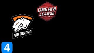 VP vs Vici Gaming Game 4 Grand Final DreamLeague Season 11 Highlights Dota 2