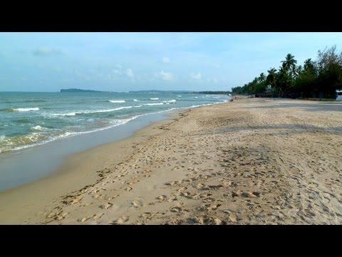 Tag95 Trincomalee, Sri Lanka, Strand Nordostküste - In 124 Tagen Kreuzfahrt um die Welt