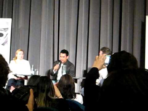Aamir Khan in Berlin 3.5.2009