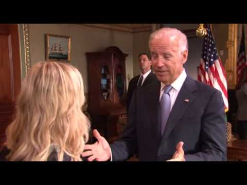 Joe Biden's appearance on NBC's Parks and Recreation