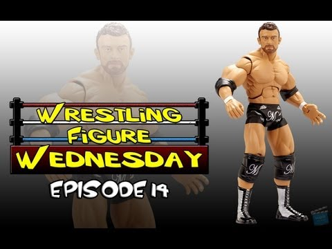 Wrestling Figure Wednesday Episode 14: TNA Deluxe Impact Series 9 - Magnus