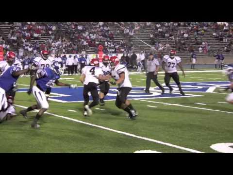 Clinton High School Arrow Football 2012