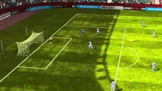 FIFA 14 Android - Fast Dreams VS Olympique Lyon