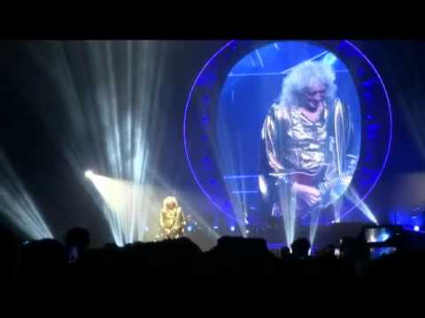 Queen + Adam Lambert - Bohemian Rhapsody (Perth Arena, Western Australia 22 August 2014)