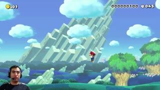 Super Mario Maker Super Experto ❤🎄🎆🎈🎊