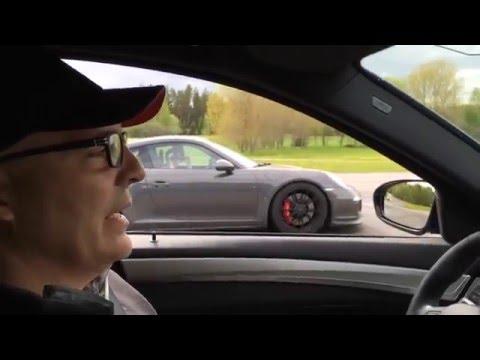 Tuned BMW M5 vs Porsche 911 GT3 PDK (991)