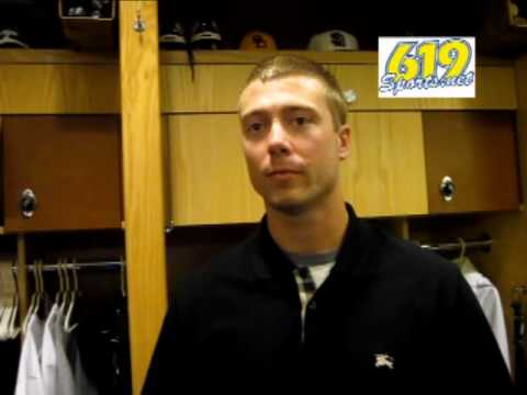 7-4 Wade LeBlanc postgame interview Video