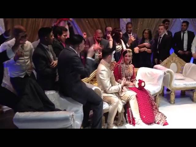 Funny Harlem Shake Indian Wedding version