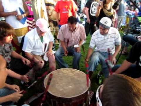 A Tribe Called Mi'kmaq #5 at Halifax Pow Wow 2011