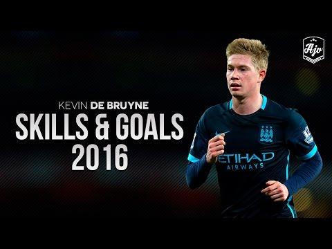 Kevin De Bruyne 2016 |Amazing Skill Show| HD | 1080p